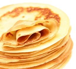 Pannekaker bilde